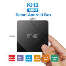 <b>Mecool</b> New <b>KH3 Android</b> 10 2GB 16GB TV Box Allwinner H313 ...