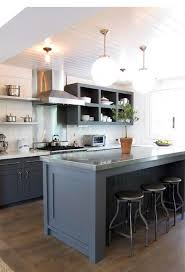 Gray And White Kitchen Designs 66 Gray Kitchen Design Ideas Decoholic