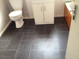 tiling ideas bathroom top: bathroom design casual black and white bathroom wooden bathtub square floor minimalist cabinets tile floor designs for small bathroom top tile floor