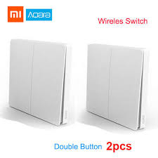 Оригинальный Смарт-переключатель Xiaomi <b>Aqara</b> с нулевой...