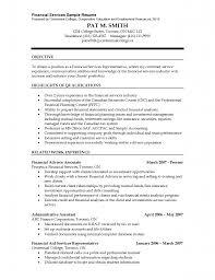 financial advisor resume business analyst resum financial advisor financial advisor resume