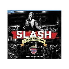 <b>Slash Featuring Myles</b> Kennedy & The Conspirators: Living The ...