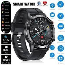 <b>L16</b> Men <b>Smart Watch</b> IP68 Waterproof Fitness Tracker ECG Heart ...
