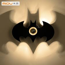 batman 3d shadow effects shadow wall lights cheap lighting effects