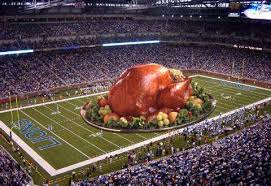 How the NFL sees Thanksgiving