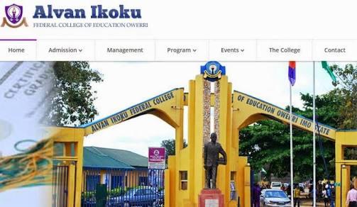 Alvan Ikoku Post-utme 2017: Screening, Cut-off Mark And Registration Details