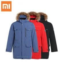New Xiaomi <b>Aerogel Cold Suit</b> Weatherproof Winter Jacket Thicken ...
