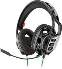 <b>Plantronics</b> GameCom <b>RIG 300HX</b> Stereo Gaming Headset for Xbox ...
