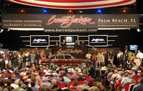 Guide to the Barrett-Jackson auctions for bidders, buyers and visitors