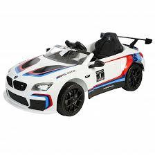 <b>Электромобиль BMW M6 GT3</b> со светом и звуком - купить в ...