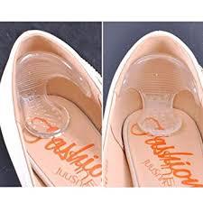 1Pair Silicone Shoe High Heel Dance Insole Pad ... - Amazon.com