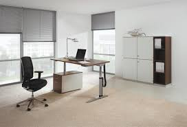 small modern office desk home officewonderful modern white study desk with white varnished wooden shelf also black white home office study