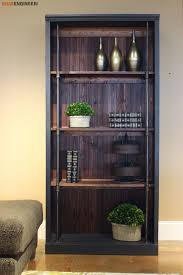 diy industrial bookcase plans rogue engineer 3 build industrial furniture