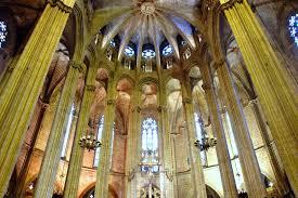 Resultado de imagen de interior de catedrales