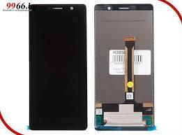 <b>Дисплей RocknParts для Nokia</b> 7 Plus Black 638056 купить в ...