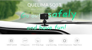<b>Quelima SQ13 Mini</b> Car DVR DV / <b>Mini</b> Action Camera Offered For ...