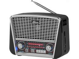 Купить Портативный ретро-<b>радиоприёмник Ritmix RPR-065</b> ...