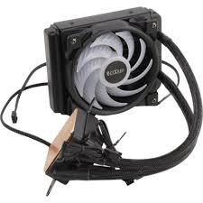 <b>Водяное охлаждение PCCooler</b> HALO FRGB GI-AH120P — купить ...