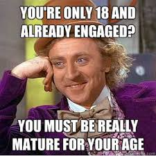 Epic Willy Wonka Meme Picture Collection via Relatably.com