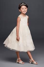 <b>Flower Girl Dresses</b> - Every Color & Style | David's Bridal