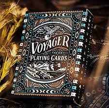 Buy <b>1 Deck of Theory11</b> Voyager Playing Cards Premium Poker ...