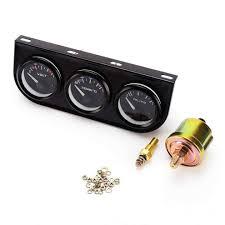 <b>New 2 inch 12V Universal</b> Car Water Temperature Meter Water ...