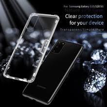 Чехол <b>Nillkin</b> для Samsung Galaxy S20 Ultra, прозрачный мягкий ...
