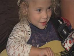 Amarillo 4-year-old looks to <b>Willie Nelson for</b> healing