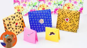 <b>Подарочный конверт</b> своими руками   Пошаговый урок оригами ...