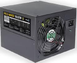 <b>Блок питания ATX</b> AeroCool GOLD MINER <b>1600</b> 4713105968064 ...