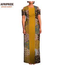 2019 Autumn african <b>women</b> straight <b>dress AFRIPRIDE</b> private ...
