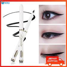 【Promosi】Ready <b>1pcs Black Eyeliner Waterproof</b> Eye Liner Pencil ...