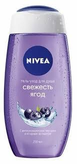<b>Гель для душа</b> Nivea <b>Свежесть</b> ягод — купить по выгодной цене ...