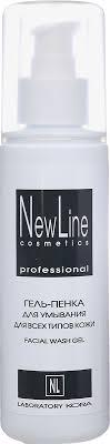 <b>New Line Гель-пенка</b> для умывания для всех типов кожи,150мл ...