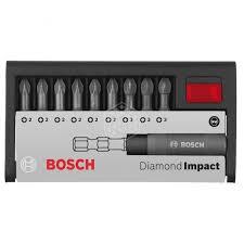 <b>Набор бит Bosch</b> PH/PZ/TX, 25 мм, <b>10 шт</b> - купить в Краснодаре ...