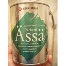 "Отзывы о <b>Лак</b> паркетный <b>Tikkurila</b> ""<b>Parketti Assa</b>"""