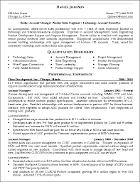 telecom resume objective technician example page 1 manufacturing telecom resume examples