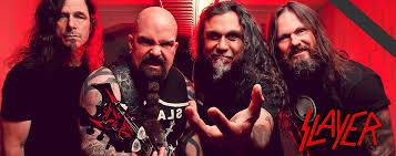 Купить атрибутику с символикой Slayer в магазине Castle Rock
