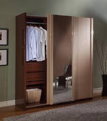 Sliding Door Bedroom Furniture Liza 3 Sliding Doors Armoire