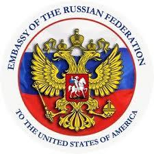 Embassy of <b>Russia</b> in the <b>USA</b> / Посольство России в США - Home ...