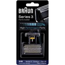 <b>Braun Series3</b> 31B <b>Сетка</b> + режущий блок