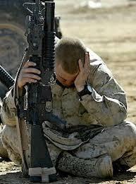 Resultado de imagen de militares tristes estadounidenses en afganistan
