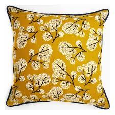 <b>Чехол для подушки</b> Tkano с принтом Сибирский цветок 45х45 ...