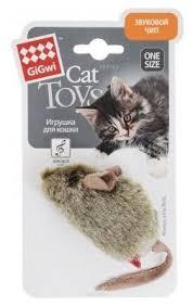 <b>Игрушка</b> для кошек <b>GiGwi Cat</b> Toys со з... — купить по выгодной ...