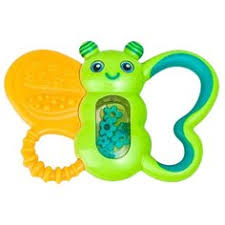 Купить детские <b>погремушки Chicco</b> в интернет-магазине Lookbuck
