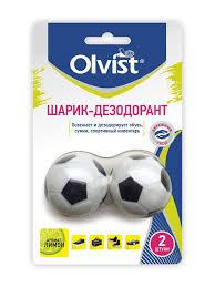 <b>Шарик</b>-<b>дезодорант</b>, лимон <b>Olvist</b> 6445835 в интернет-магазине ...