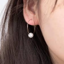 Net Red Charm New <b>Earrings</b> Korean Fashion Temperament <b>Super</b> ...