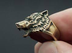 Vikings <b>Fashion</b> Man's Stainless Steel <b>Retro Wolf Head</b> Titanium ...