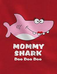 <b>Daddy</b> Shark <b>Mommy</b> Shark Doo Doo Doo <b>Mom</b> and <b>Dad</b> Gift <b>T</b>-<b>Shirt</b> ...