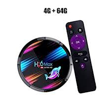 ShiningLove Greatly for <b>H96 Max X3</b> TV Box Android 9.0: Amazon.in ...